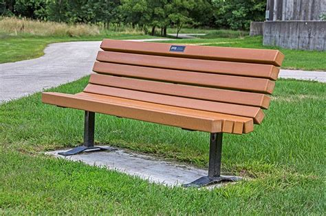 park bench wood 87 best images about eco wood bench on pinterest