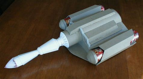 Boba Fett Jetpack Template by How To Scratchbuild A Boba Fett Costume Using Cardboard 4