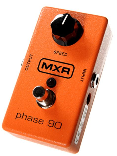 best phaser pedal mxr m 101 phase 90 review best guitar phaser pedal