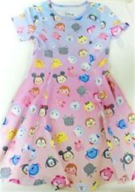Dress Gw Tsum Tsum Kid Small disney dresses ebay