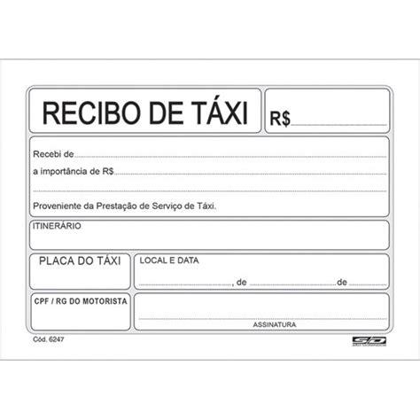 mexico recibo de taxi para imprimir newhairstylesformen2014 com formato de recibo de taxi recibo de taxi 50 folhas com 20