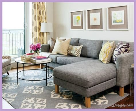 Small Living Room Decor Ideas Living Room Decorating Ideas For Small Apartments 1homedesigns