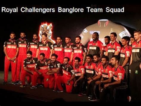 rcb all players 2017 ipl 2017 players list royal challengers bangalore rcb