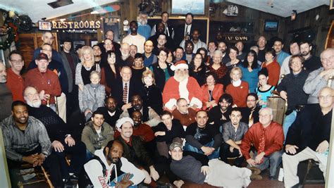 large family christmas party ideas beckerle lumber 2009 rockland county new york