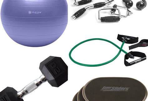 workout essentials 5 pieces of equipment you need to