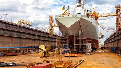 ship repair shipbuilding boatbuilding maritime uk