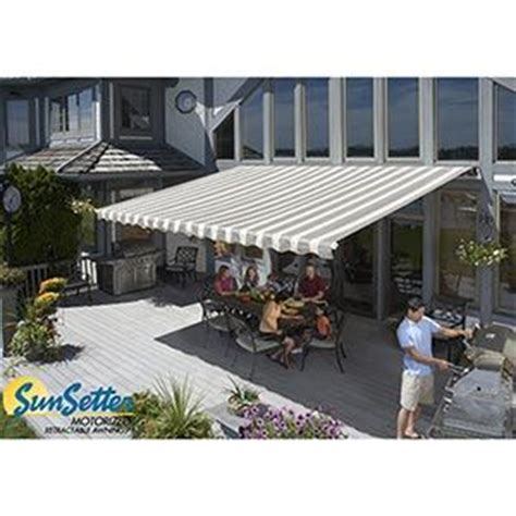 Sunsetter Manual Retractable Awning by The World S Catalog Of Ideas