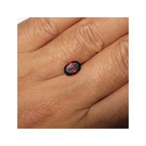 Cincin Almandite Garnet batu permata garnet almandite pyrope 1 56 carat harga obral