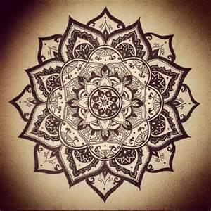 tatoo dessin mandala on instagram