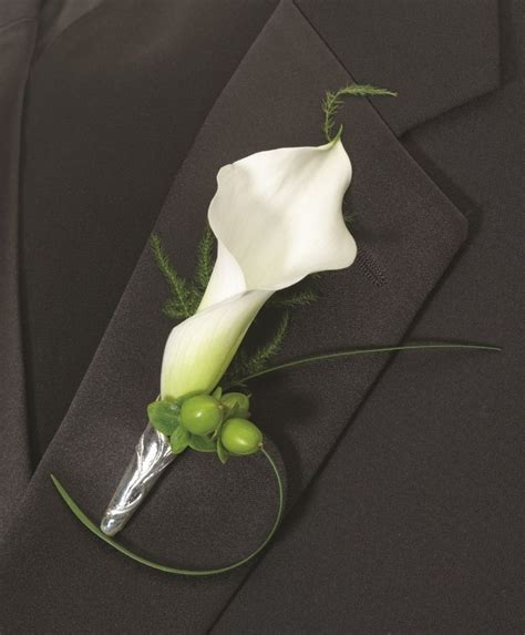 Free Wedding Flower Ideas by 49 Best Images About Calla Boutonniere On
