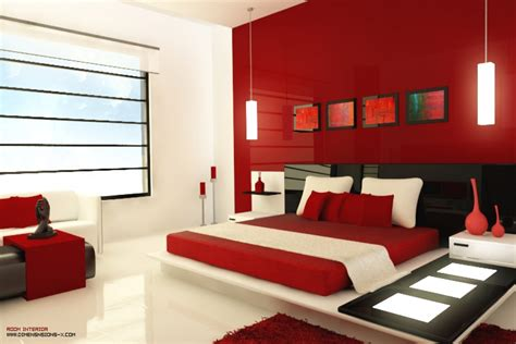red feng shui bedroom colors  layout inspirationseekcom
