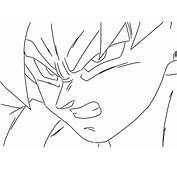 How To Draw Gokus Face  Car Interior Design