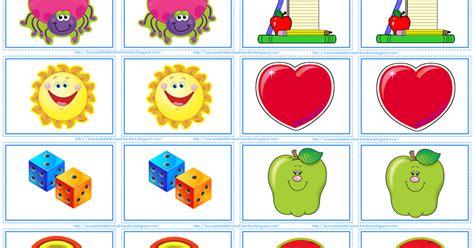 imagenes del otoño para imprimir juegos para aprender ingles memorama