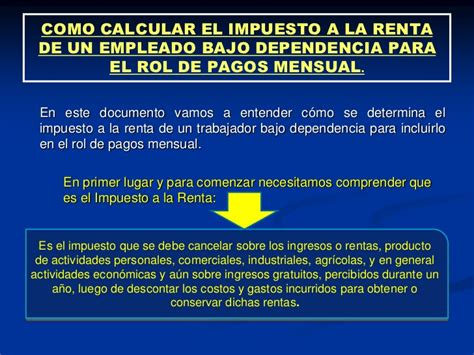 sunat impuesto a la renta 2015 calculo de impuesto a la renta 2015 calculadora impuesto a