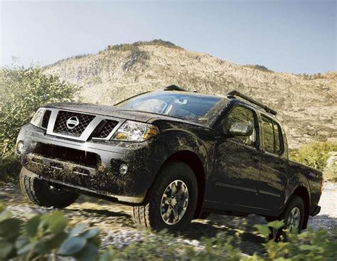 nissan s frontier pro 4x has what road explorer needs