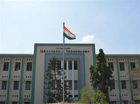 Mba In Coimbatore Institute Of Technology by Coimbatore Institute Of Technology Coimbatore