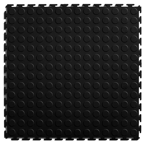 Black And White Rubber Floor Tiles by Coin Vinyl Garage Tiles Rubber Floors And More