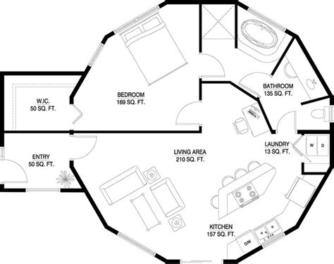 Simple Square House Plans 34 Best Images About Rondavels On Pinterest