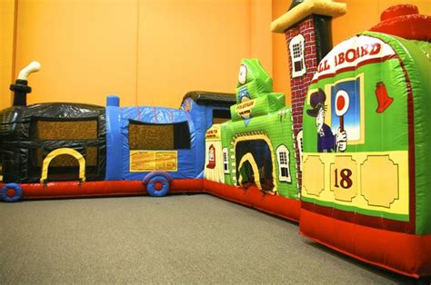 bounce house williamsburg toddler area picture of bounce house williamsburg tripadvisor