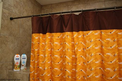 curtain sewing tutorial 30 minute shower curtain tutorial with softsoap fresh and