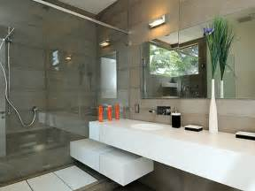 steps to follow for a wonderful modern bathroom design