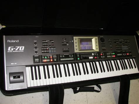 Keyboard Roland G70 Roland G70 Immaculate With With Wheels For Sale In