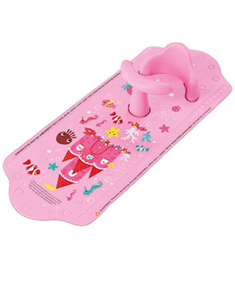 Aquapod Bath Mat by Mothercare Aqua Pod Pink Supports Mats Mothercare