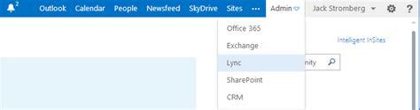 Msn 365 Login Enabling Skype Federation Lync Server 2010 2013