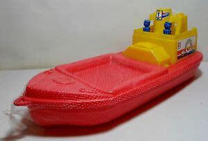 titanic toy boat that floats greek vtg apergis 70s plastic 24 titanic boat ship water