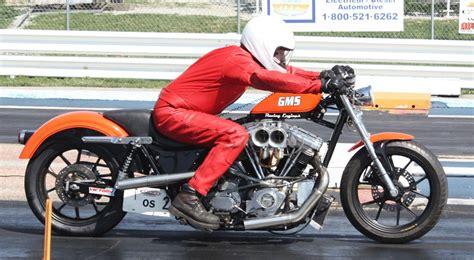 Motor Halrey Racing gms drag racing