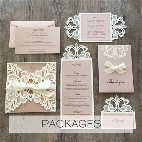 Handmade Wedding Invitations Sydney - white cherry invitations handmade wedding invitations in