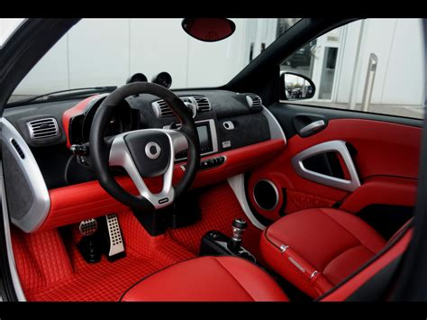 Interior Of Smart Car by Car Picker Smart Brabus Interior Images
