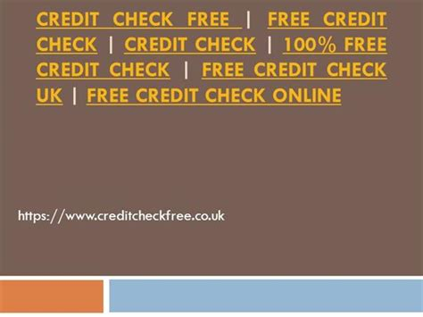 doodle free credit check free credit check 2016 get opportunity report authorstream