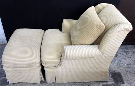 matching chair and ottoman large and comfortable club chair and matching ottoman for