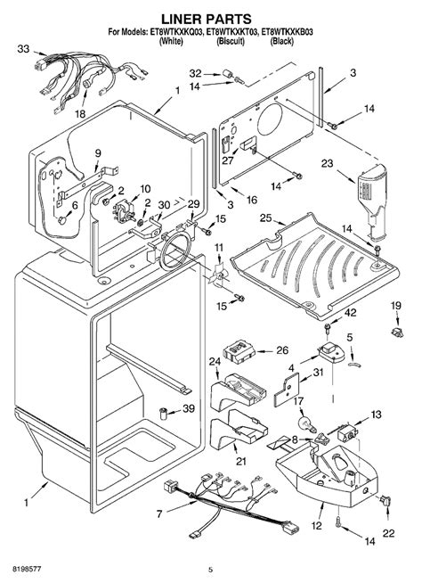 typical refrigerator wiring diagram get free image about