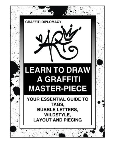 learn to draw a 0988777290 cheap graffiti street art books subjects arts photography other media buy or rent