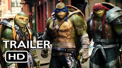 film ninja turtles 2016 full movie teenage mutant ninja turtles 2 official trailer 1 2016