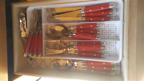 camco knife safe knife holder 425542 rv kitchen at camco rv cutlery tray camco rv kitchen cam43508
