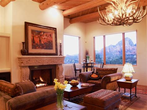 southwestern living room spanish style decorating ideas hgtv
