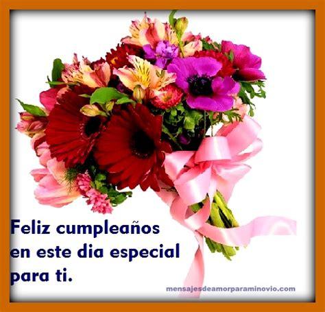imagenes bonitas de cumpleaños con flores tarjetas de cumplea 241 os con ramos de flores mensajes