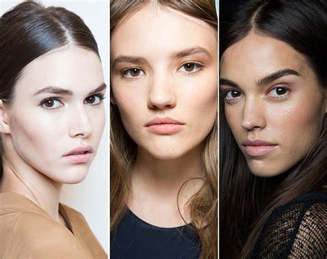 spring 2015 makeup for brown skin spring summer 2015 makeup trends fashionisers