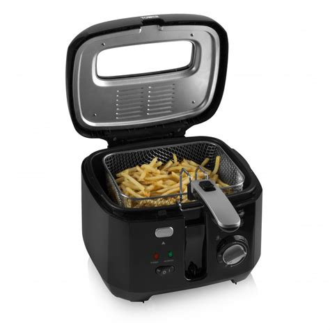 Small Pressure Fryer For Home Use Tower Housewares 2 5 Litre Fryer