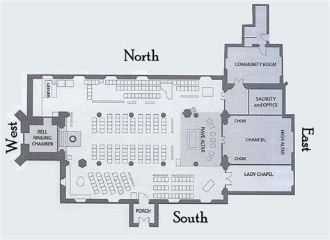 church floor plan church floor plan st nicholas church starred listed buildings places my brighton and hove