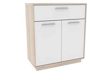 Commode 2 Portes by Commode 2 Portes 1 Tiroir Bois Waco Design Sur Sofactory