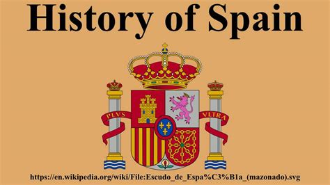 What About History history of spain