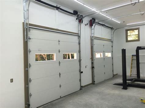 High Lift Garage Door Opener by 25 Best Ideas About Jackshaft Garage Door Opener On