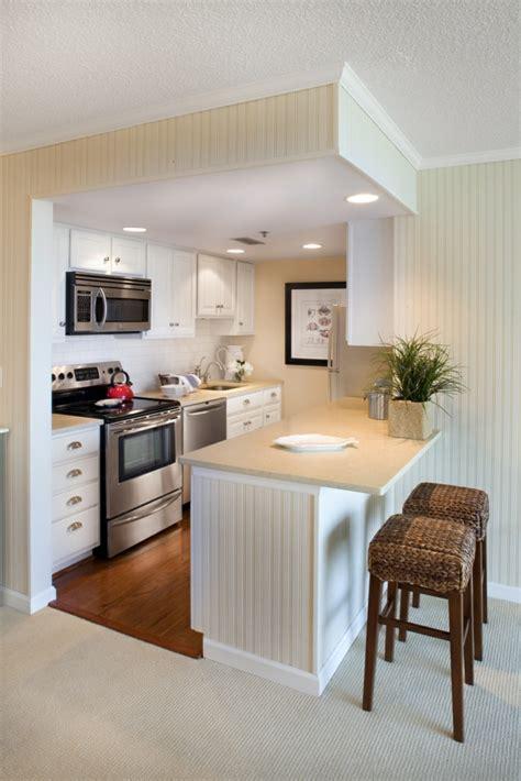 Narrow Kitchen Design With Island 1001 wohnideen k 252 che f 252 r kleine r 228 ume wie gestaltet man