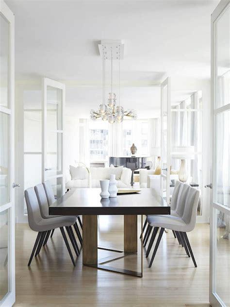 modern lines dining room decorating ideas bob vila house