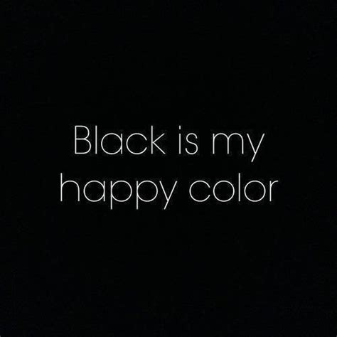 black color quotes black favorite color quotes quotesgram