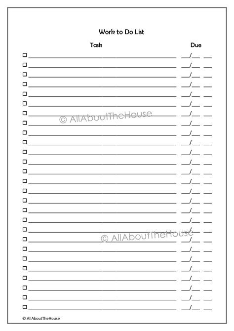 to do list pdf resumess franklinfire co